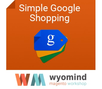 Simple Google Shopping icon