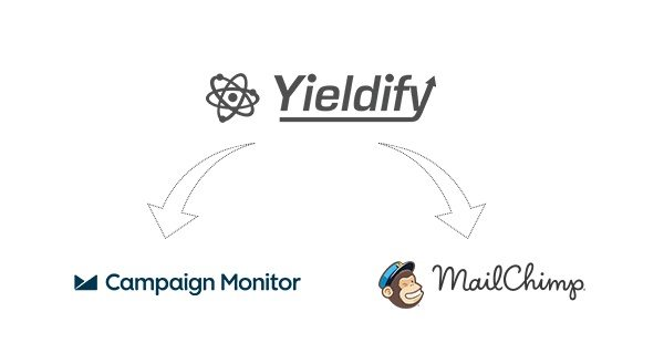 Campaign Monitor and Mailchimp integrations