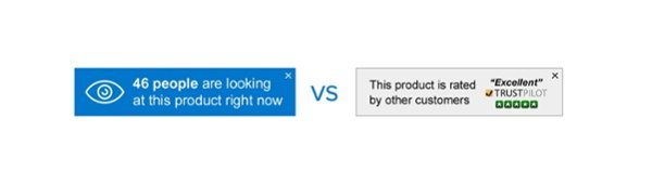 Yieldify Conversion Platform A/B testing