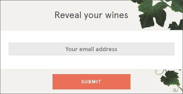 First Leaf wine quiz