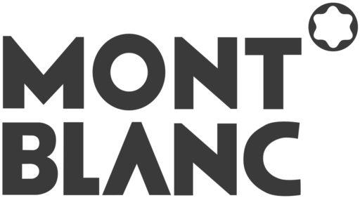Montblanc logo grey