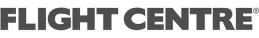 flight-centre logo grey