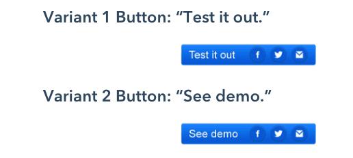 E-COMMERCE A/B TESTING: CTAs